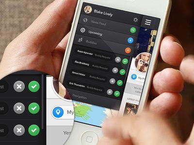 Sidebar #2 - Social App