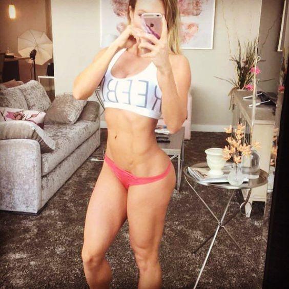 She is everything  @paigehathaway @paigehathaway @paigehathaway @paigehathaway  #paigehathaway #fitness #goals #motivation #shesamazing #workharder #shredz #shredzarmy #womenwholift #inspiration #mirrorselfie #bae #womancrush #snapchat by megann.oliverr