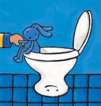 op de grote wc zoeken zindelijkheidstas