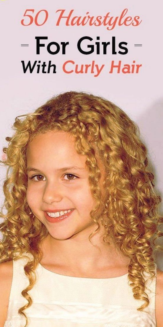 Hairstyles For Girls With Curly Hair Are You Blessed With Naturally Curly Hair Curlyhairst In 2020 Curly Girl Hairstyles Kids Curly Hairstyles Toddler Curly Hair