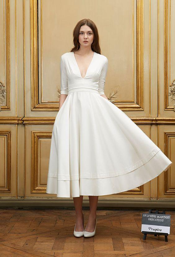 Delphine Manivet - Créatrice de robes de mariée Paris : Signature Collection - Robes de mariée - Delphine Manivet