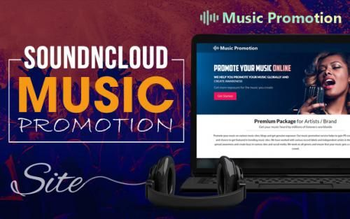 Soundcloud Musicpromotionsite Which Will Make You Popular Music Promotion Soundcloud Music Soundcloud