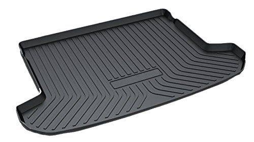 NO MUD OR WATER SPILLS ALL WEATHER RUBBER CAR MAT TRAY SET 4 Piece TRAY SET