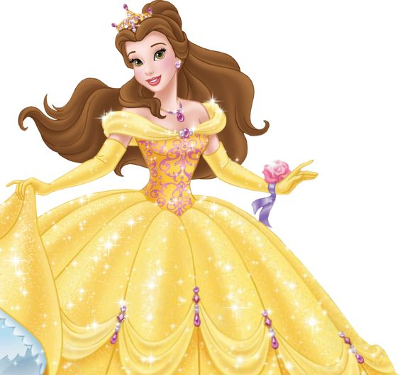 Princess Belle Royal Court