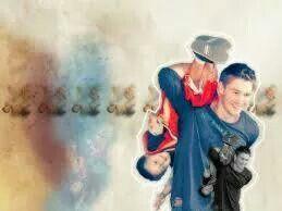 Lucas and Jamie