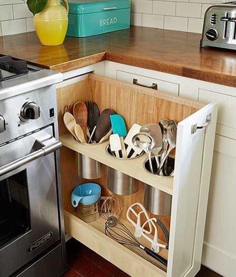 Praticidade, quem quer? #praticidade #organização #personaloeganizer #organizesemfrescuras #cozinha #kitchen