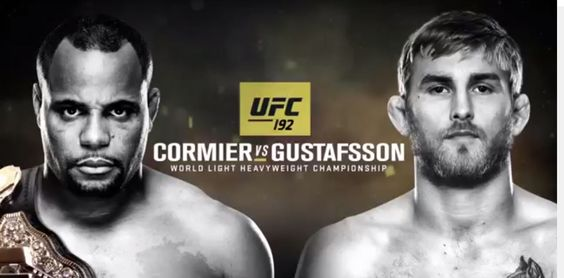UFC 192: Extended Preview - Cormier vs Gustafsson (Video) - http://www.trillmatic.com/ufc-192-extended-preview-cormier-vs-gustafsson-video/ - Watch the extended preview from the upcoming match between Daniel Cormier and Alexander Gustafsson, UFC 192 on October 3rd. #Cormier #Gustafsson #UFC #CormierVsGustafsson #UFC192 #JoeRogan #PayPerView #Trillmatic #TrillTimes