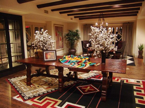 Wigwam resort in Arizona. The resort is so beautiful! Love the cotton arrangements.