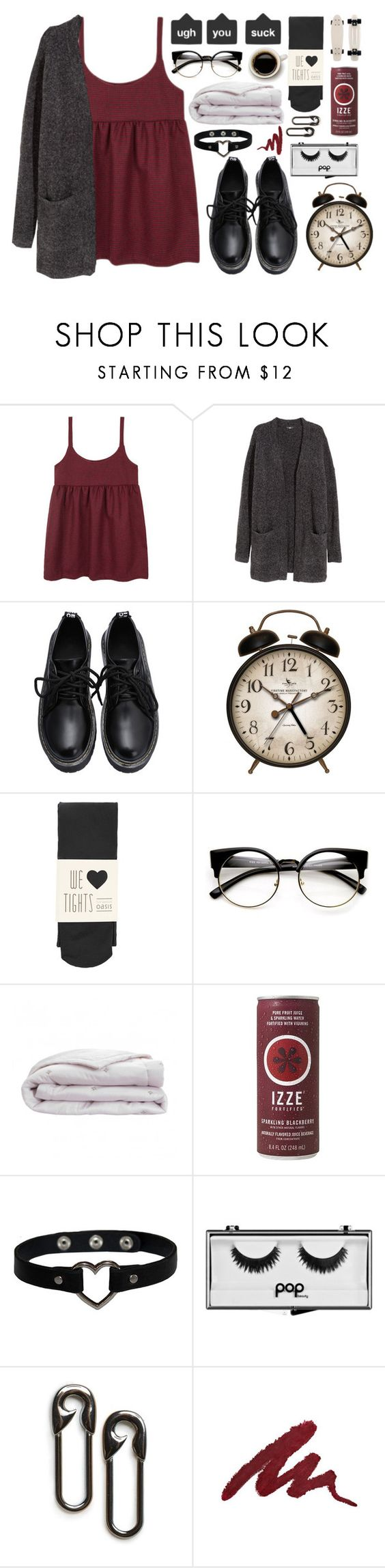 """""""when you feel my heat- look into my eyes, it's where my demons hide-"""" by sinemvtic ❤ liked on Polyvore featuring H&M, Oasis, Pop Beauty, MANGO and Urban Decay"""