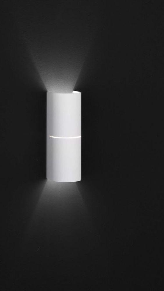 Wandleuchte Wandlampe 2 Flmg Flur Wohnzimmer Lampe Wofi Braez 458702060000 In Mbel