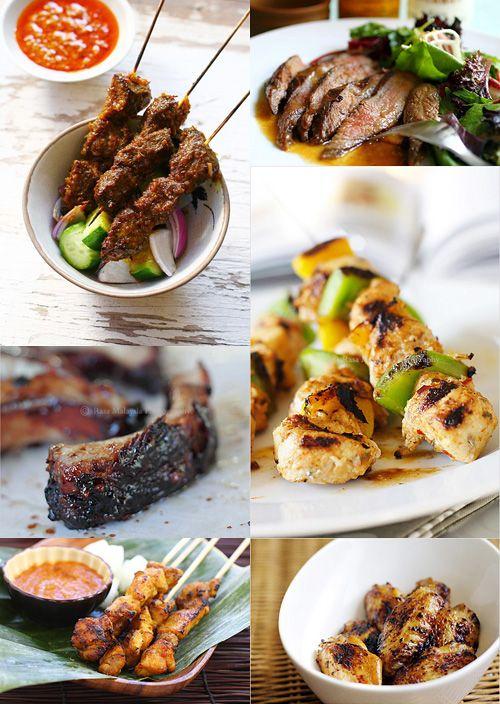 Summer Barbeque Recipes