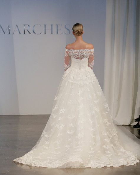 Marchesa Bridal Collection Show
