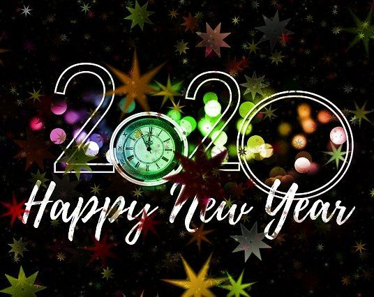 Wish You A Very Happy New Year Images 2020 Happy New Year Photo Happy New Year Pictures Happy New Year Images