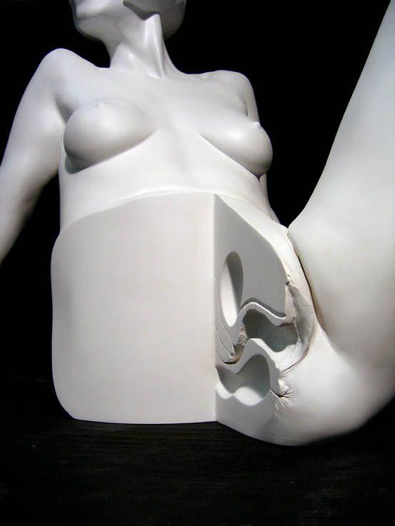 Brighton Bodycasting | Lifecasting | Erotic Sculptures