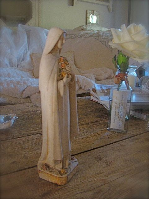 Saint Therese of Lisieux France by mypetitemaison on Etsy