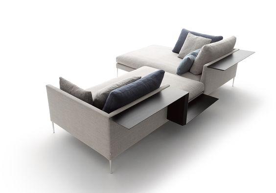 Das richtige sofa furs wohnzimmer auswahlen nutzliche kauftipps  Bodema Schlafsofa Maestro - Designermöbel von Raum + Form ...