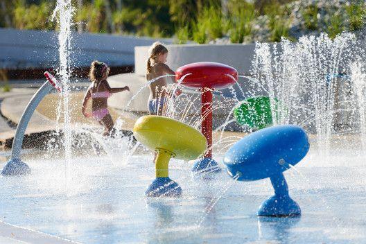 Gallery Of Jaworznickie Planty Water Playground Rs Robert Skitek 5 Water Playground Kids Indoor Playground Playground