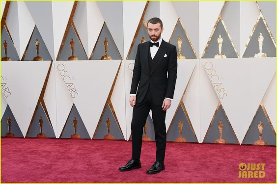 Sam Smith Suits Up for Oscars 2016!: Photo #935544. Sam Smith looks so dapper in his suit at the 2016 Academy Awards held at the Dolby Theatre on Sunday (February 28) in Hollywood.    The 23-year-old entertainer is…