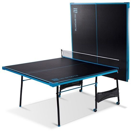 Ping Pong Table Tennis Folding Huge Size Game Set Indoor Outdoor Sport Full Set Ping Pong Indoor Tennis Table Tennis