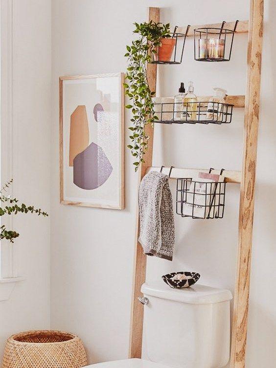 Ideias infalíveis para reformar seu banheiro alugado - A CASA DELAS