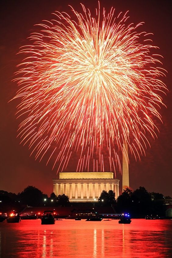 fourth of july in dc