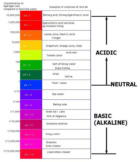 Understanding ph kh gh in home aqauriums ph for How to lower ph in fish tank