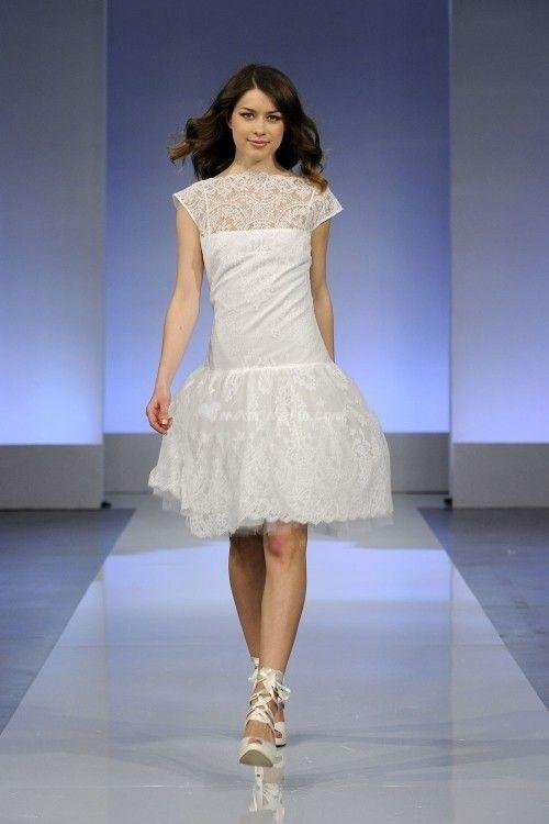 4 stili di tendenza abito da sposa 2013