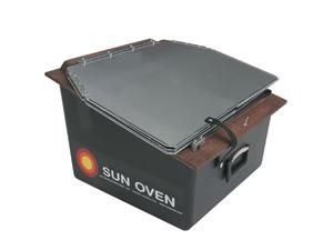 Sun Oven  GLOBAL SUN OVEN (you can make your own a lot cheaper than this)