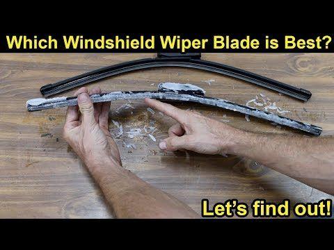 Best Windshield Wiper Replacement Blades