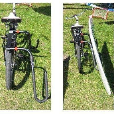 Porte planche de surf long pour vélo Max CSR