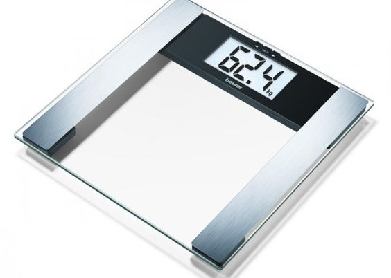 Marca: Beurer Modelo: BG17   Pantalla LCD extragrande 150 kg de…