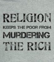 Religion Tee
