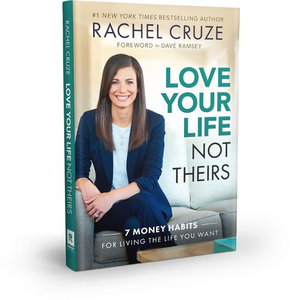 Love Your Life, Not Theirs is an inspiring and challenging book no matter your financial situation. The seven habits she outlines are not only wise but biblical.
