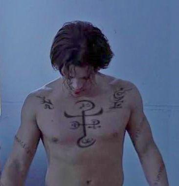 Via denise hair kendall hutchinson 14 weeks ago for Buffy angel tattoo
