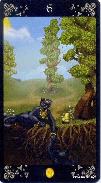 Black Cats Tarot - Rozamira Tarot - Picasa Web Albums