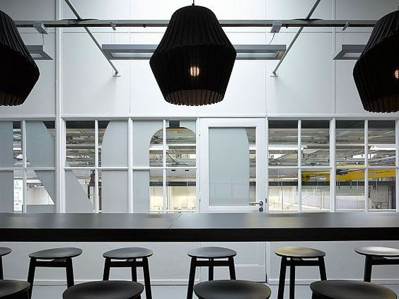 Workspace: Chemelot Campus, Building 24 by Studio Niels & @Broekbakema on despoke.com