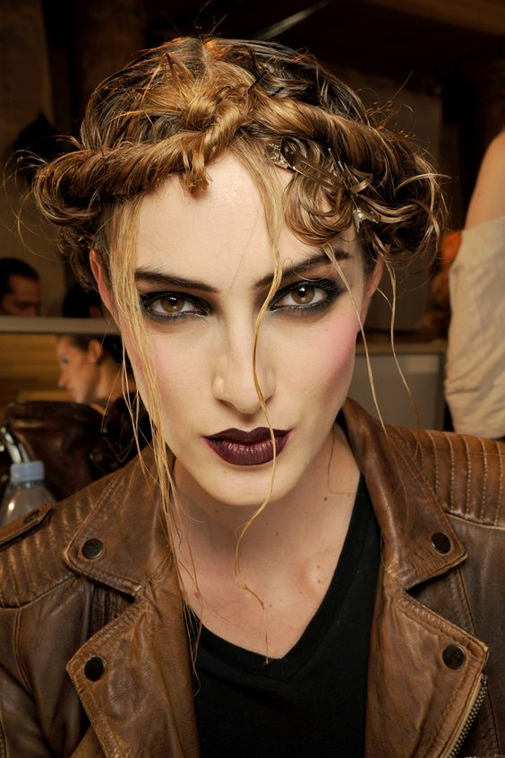 Most Favorite Runway Makeup Ever