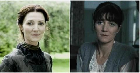 Pin By Jessica On Harry Potter Character Actor Michelle Fairley Julian Glover