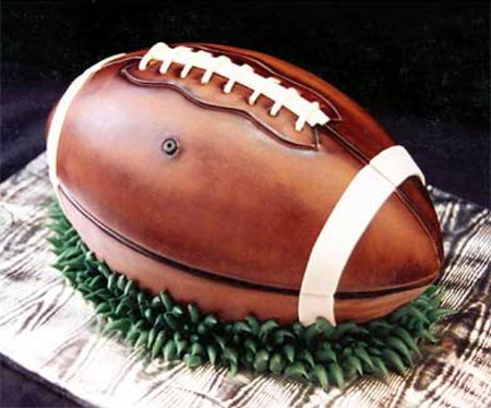 Beautiful Cake Images For Boyfriend : Football, Super bowl and Cakes on Pinterest