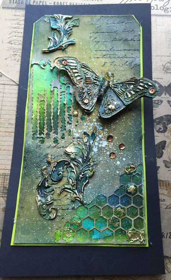 The Artistic Stamper Creative Team Blog: My Farewell to The Artistic Stamper