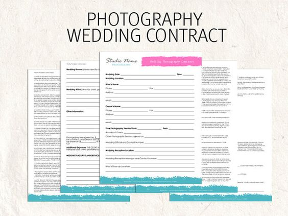 general photography contract gse bookbinder co