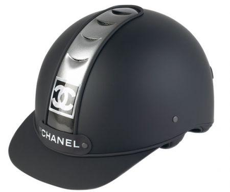 Chanel Riding Helmet...yes, please!