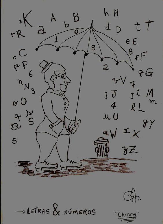 letras & números