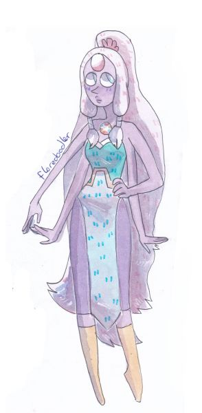 Beach City Bugle: Drawing Things Out #122: Week of Opal Day 1