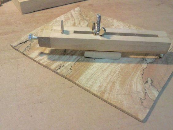 Sen's Guitar Making Blog: Making the rosette