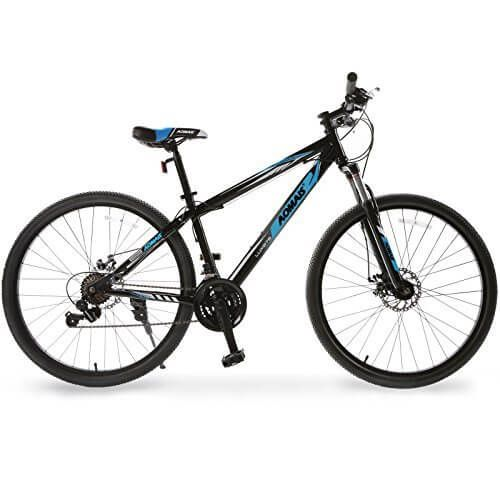 Murtisol Mountain Bike 27 5 Hybrid Bicycle 21 Speed With