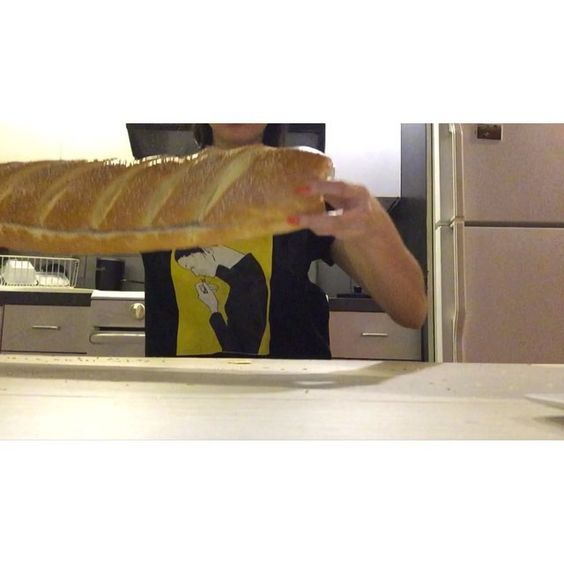 What Ever floats your boat...                        20. Meat Hook Sandwich Party Sub Bread (part 1)  #breadfacing@meathooksandwich