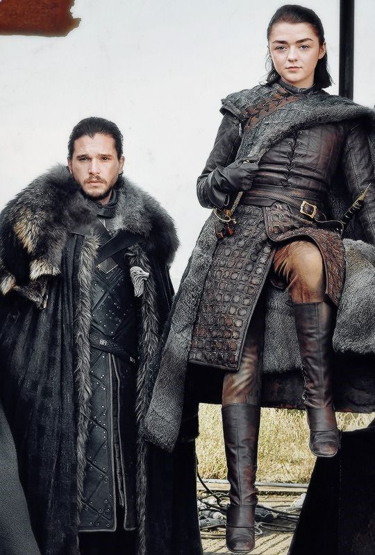 The Starks Are Not To Be Messed With Got Gameofthrones