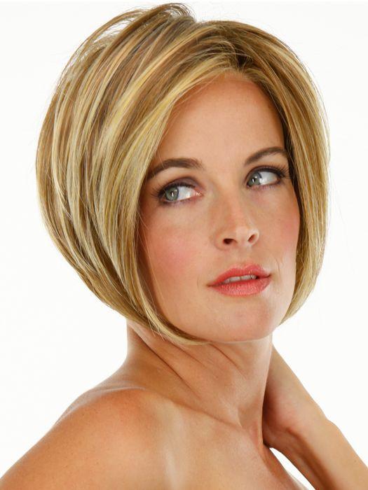 Ignite by Jon Renau: Color 12FS8 - Shaded Praline (Golden Brown/Warm Platinum Blonde/Platinum Blonde Blend, Shaded w/ Med Brown)