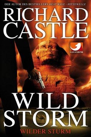 Richard Castle - Derrick Storm 05. Wild Storm (Wilder Sturm)  4.5/5 Sterne